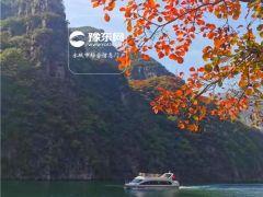 清秋赏红季 | 青天河红叶引央视关注