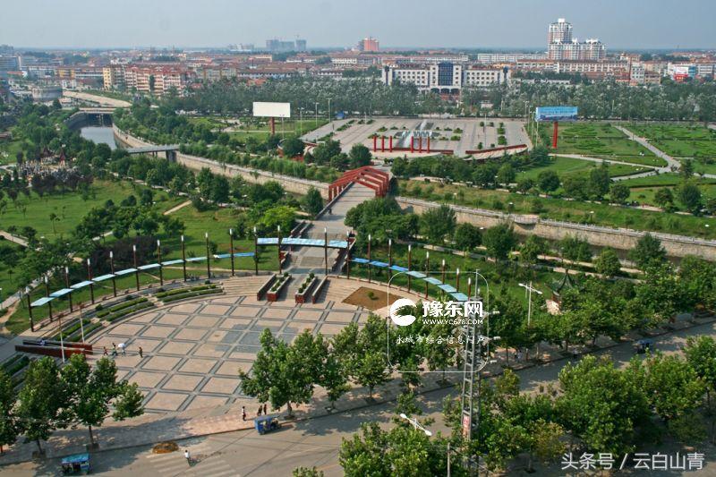 永城人民广场