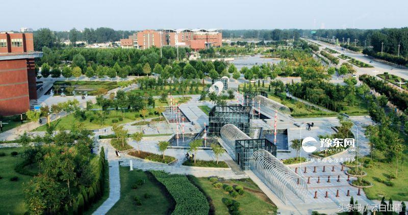 永城文化广场