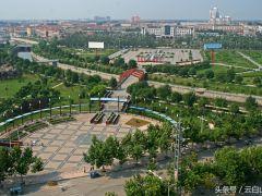 永城市东城区的五个公园一揽,上河城,天香公园,文化广场..........